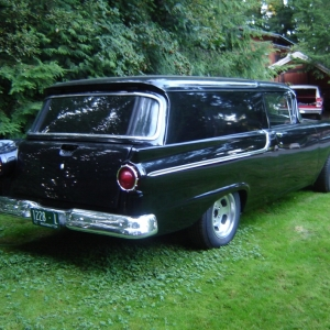 1957 Ford Courier | Station Wagon Forums