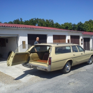 1973 Dodge Monaco Creshwood SW | Station Wagon Forums