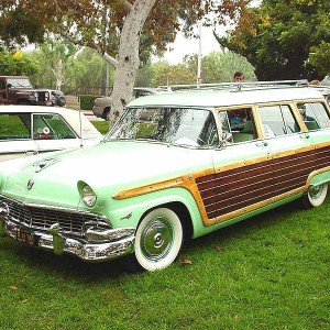 1956 Fore Country Squire 9 Pass