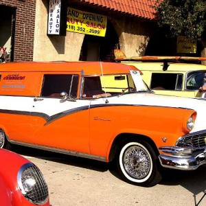 1956 Ford Courier (Panel wagon)