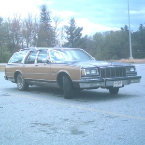 1990 Buick Estate Wagon