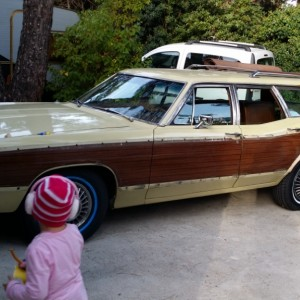70 Country Squire