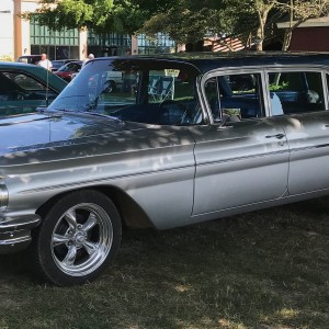 1960 Pontiac Catalina Safari Wagon Fl