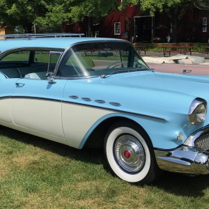 1957 Buick Caballero Estate Wagon Fr
