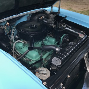 1957 Buick Caballero Estate Wagon Engine