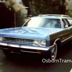 1969 Plymouth Sports Suburban Station Wagon Commercial with Petula Clark - YouTube