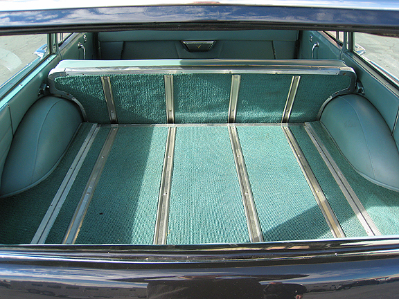 1956 cadillac series 62 hess eisenhardt station wagon for 1956 cadillac floor pans