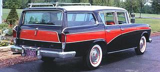 1957 nash rambler custom cross country station wagon forums. Black Bedroom Furniture Sets. Home Design Ideas