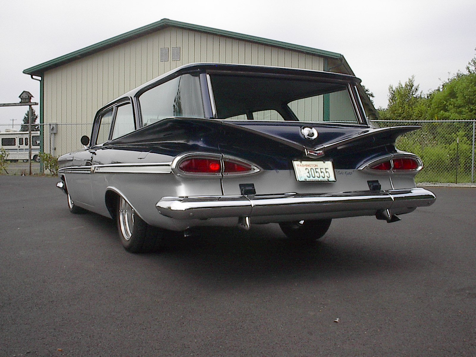 1959 Chevrolet Impala 2 Door Station Wagon Station Wagon