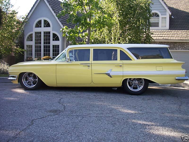 1960 Chevrolet Parkwood Wagon Station Wagon Forums