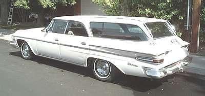 1962 Dodge Custom 880 | Station Wagon Forums