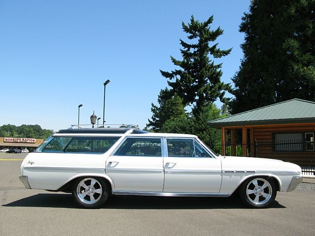 1964 Buick Skylark Custom Wagon Station Wagon Forums