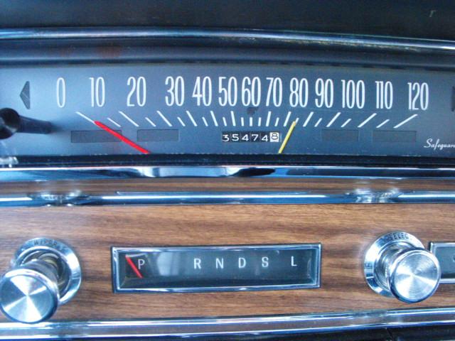1967 Pontiac Bonneville Executive Safari Station Wagon