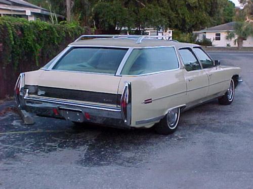 Cadillac Station Wagon Forums