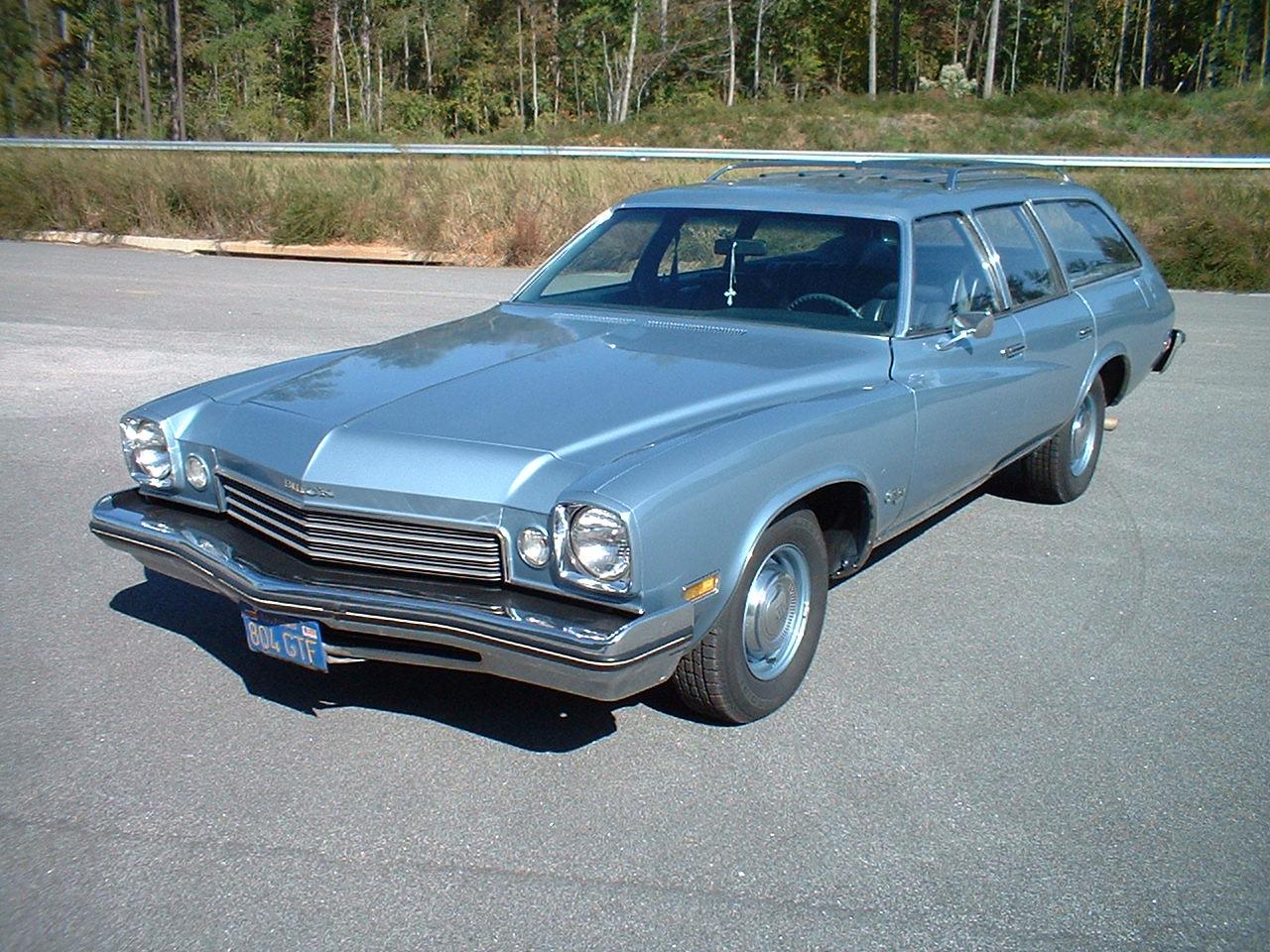 1973 Buick Century Wagon Station Wagon Forums