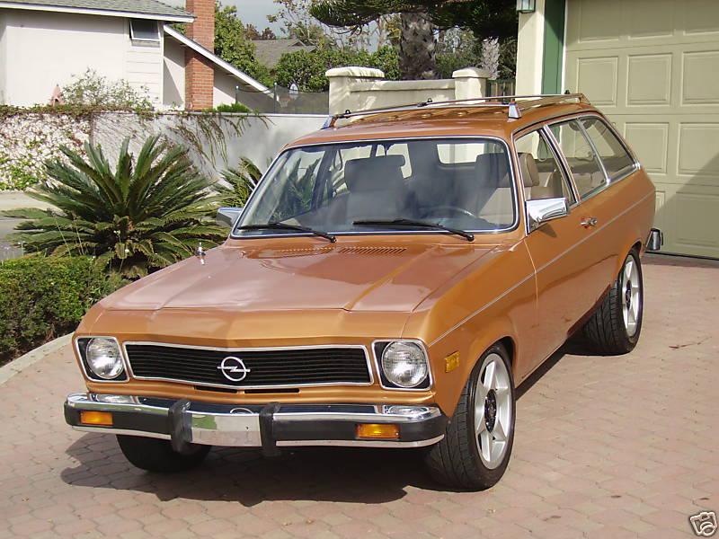 1974 opel sportwagon station wagon forums. Black Bedroom Furniture Sets. Home Design Ideas