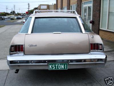 1976 Chevrolet Impala Wagon For Sale Houston, Texas