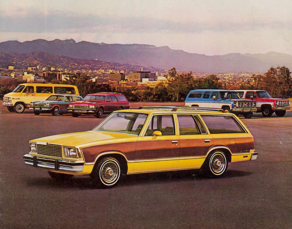 1978 Chevrolet Malibu Station Wagon Forums