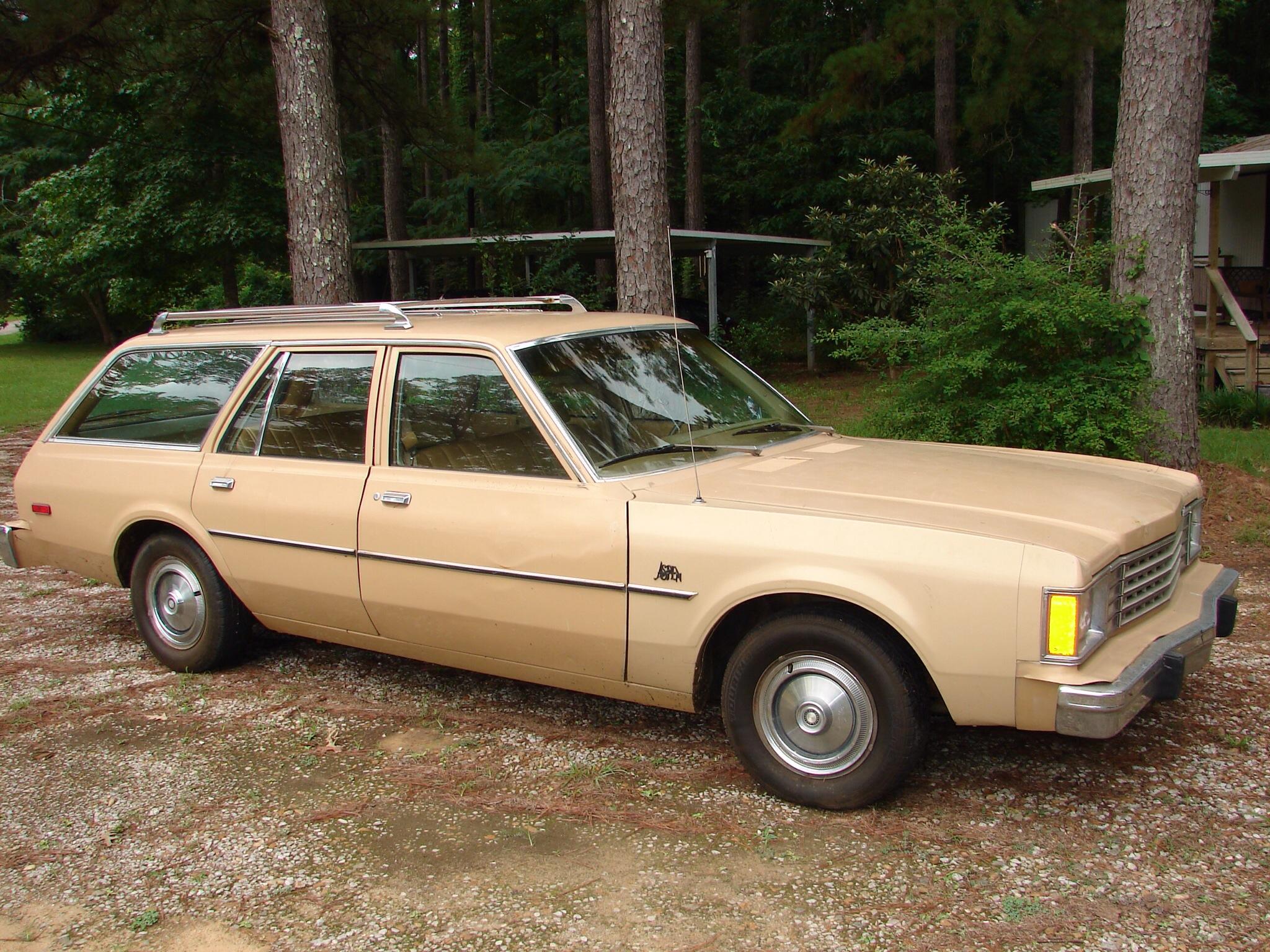Dodge Aspen Wagon For Sale The Wagon