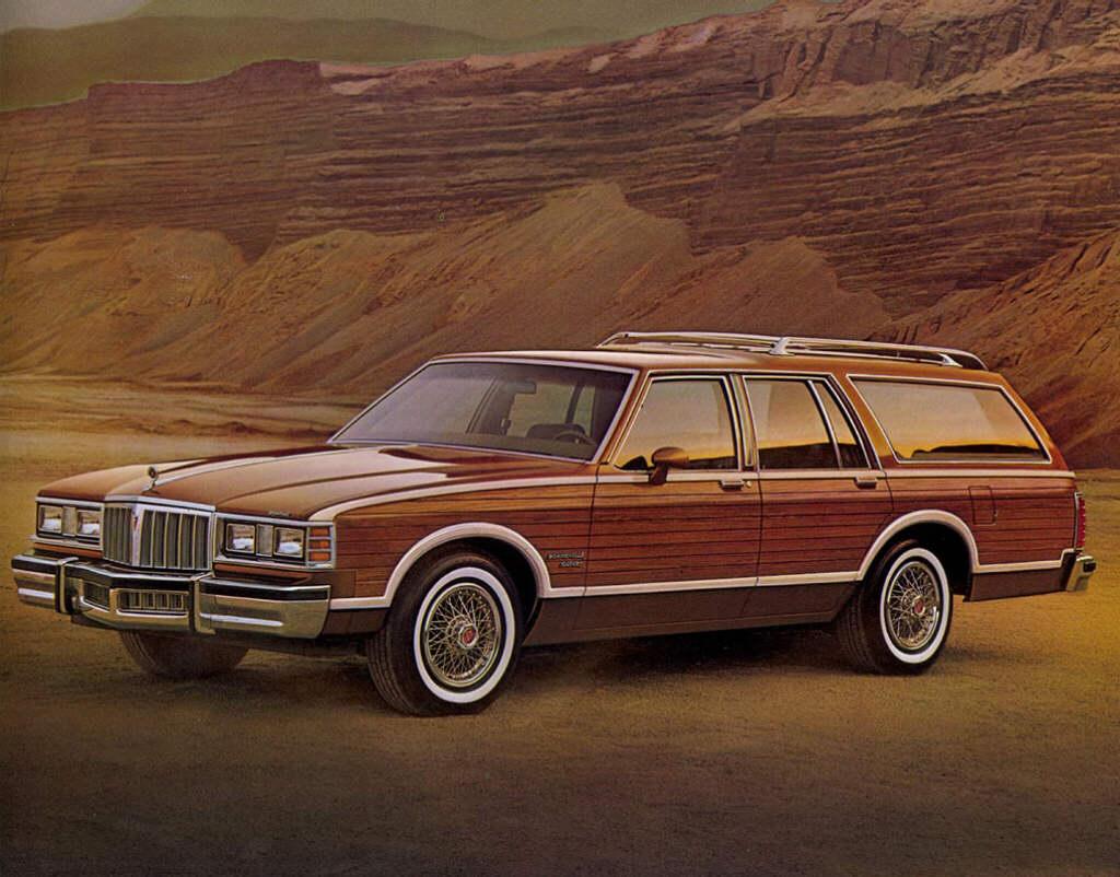 1980 Pontiac Bonneville Safari   Station Wagon Forums