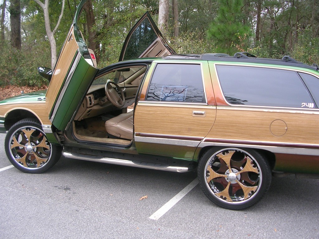 1996 Buick Roadmaster Estate Collector Edition With ...