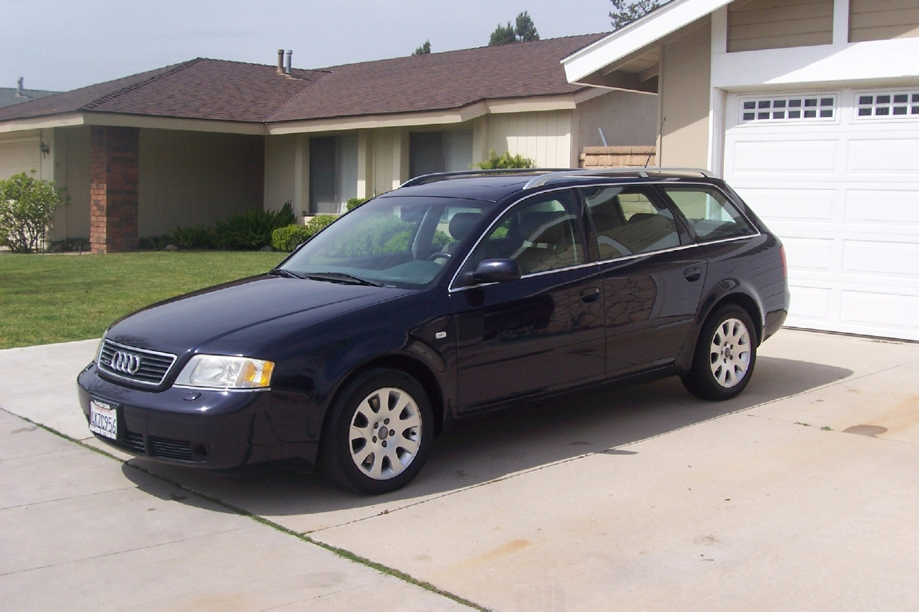 2000 Audi A6 Avant | Station Wagon Forums