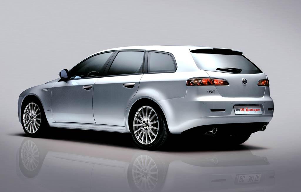 alfa romeo 159 sportwagon | station wagon forums