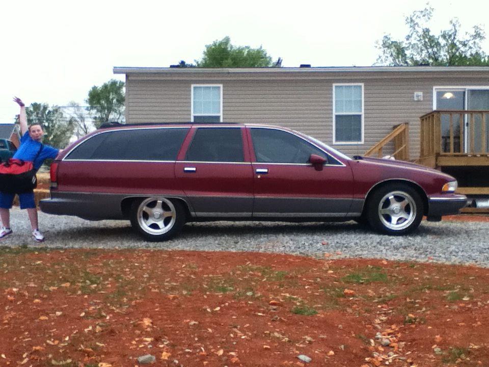 Custom 1991 Chevy Caprice Wagon