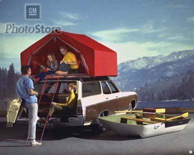 Station Wagon Tents The Wagon